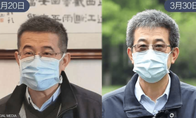Photo of صورةٌ واحدة تكشفُ ما فعلهُ فيروس كورونا بطبيب صيني