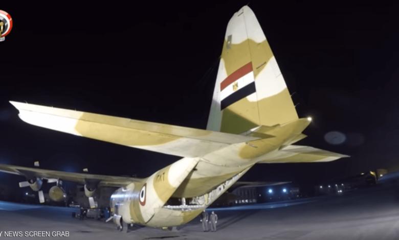 """Photo of الجيش المصري يوفر """"شحنة متكاملة"""" من المستلزمات الطبية"""