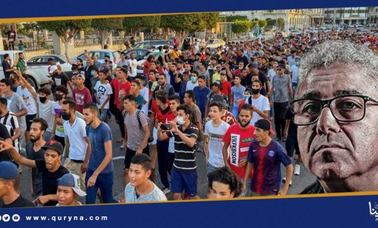 Photo of باشاآغا زاعمًا : عناصر مسلحة اعتدت على المتظاهرين