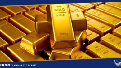 Photo of استقرار أسعار الذهب عالميًا قرب مستوى قياسي مرتفع