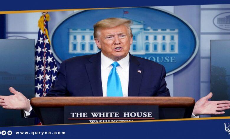 Photo of CNN: ترامب لن يتدخل في ليبيا
