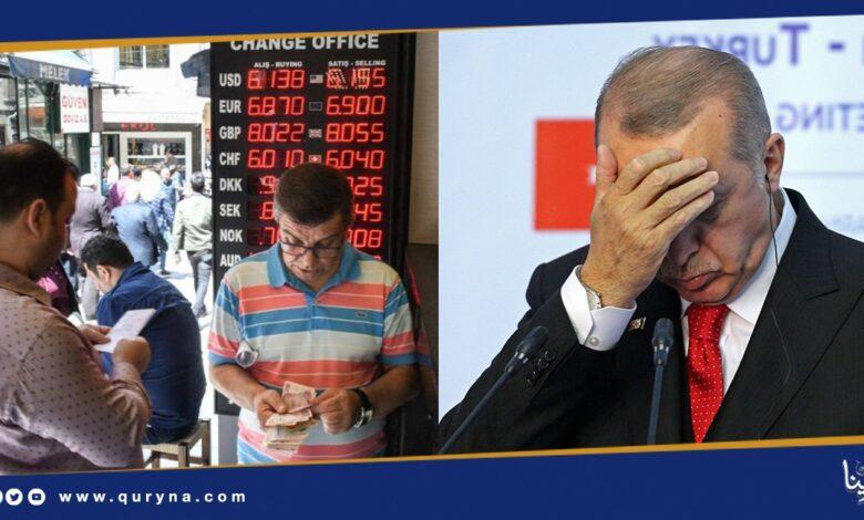 Photo of أردوغان يعوض نزيف الليرة من أموال الليبين