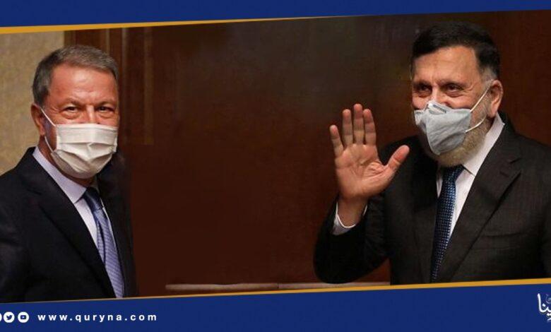 Photo of متعديًا على السيادة الليبية .. آكار يستنكر غضب الليبيين