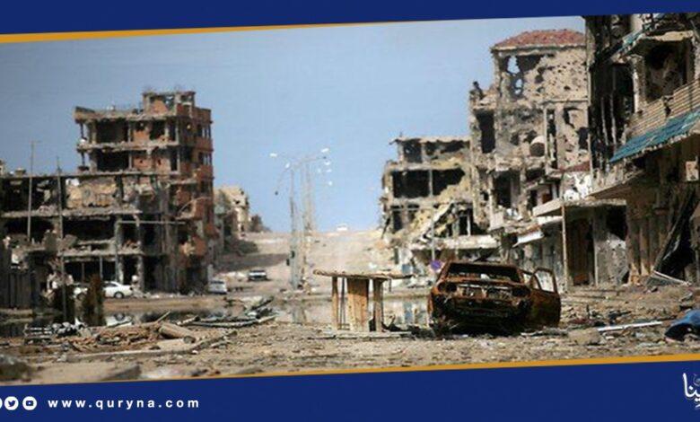 Photo of المعهد الأمريكي : الليبيون يدفعون الثمن منذ 2011 .. وواشنطن تدعم حلفاءها