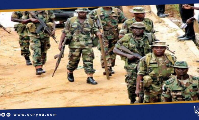Photo of الجيش النيجيري يستهدف 4 من مهربي الأسلحة على حدوده