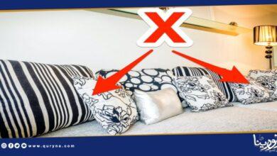 Photo of أخطاء ديكور تسبب الفوضى داخل المنزل