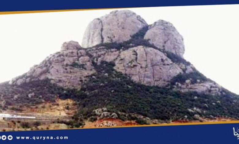 Photo of جبل حرفه المسكون