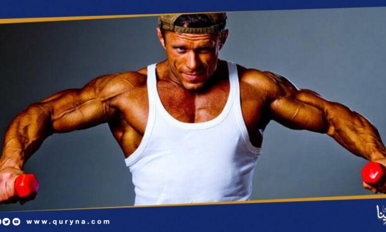 Photo of الأوزان الخفيفة لبناء العضلات