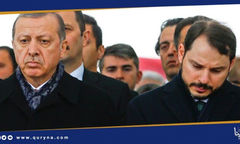 Photo of بعد تفشي الفساد والمحسوبية مطالب بعزل صهر أردوغان