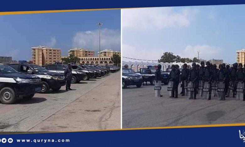 Photo of قبضة أمنية في البيضاء وطبرق وبنغازي لمنع مسيرات التأييد للدكتور سيف الإسلام القذافي