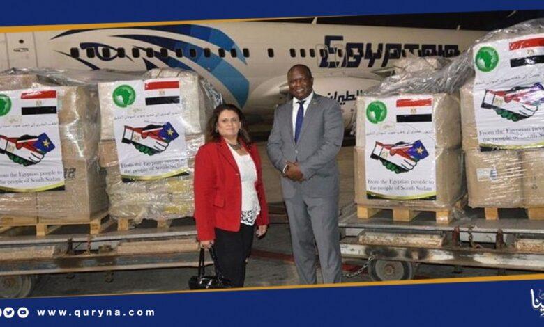 Photo of مساعدات مصرية ل30 دولة أفريقية