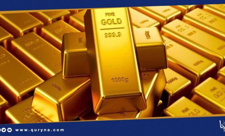 Photo of الذهب يتراجع مع صعود الدولار