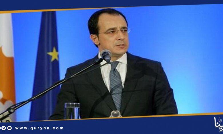 Photo of قبرص تطالب الاتحاد الأوربي بفرض عقوبات على تركيا