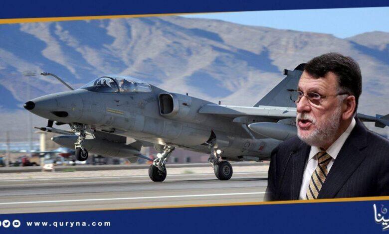 Photo of السراج يسمح للطائرات الإيطالية بانتهاك السيادة الليبية