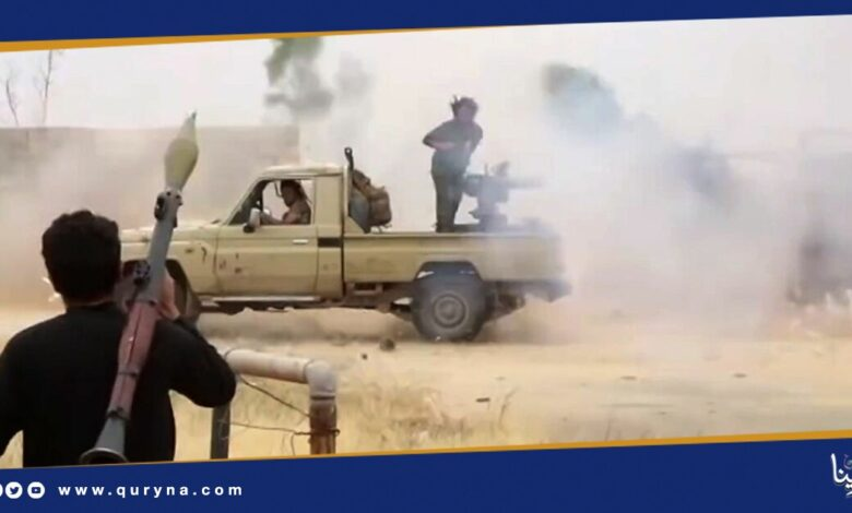 Photo of الاتهامات لقوات حفتر مستمرة