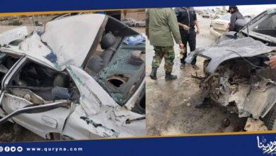 Photo of بنغازي تسجل 181 حادث سير خلال شهر