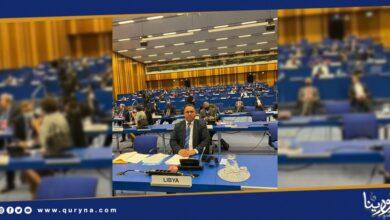 Photo of ليبيا تتولى منصب نائب رئيس الدورة 64 لوكالة الطاقة الذرية