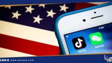 Photo of الأحد.. حظر تطبيقي تيك توك ووي تشات في أمريكا