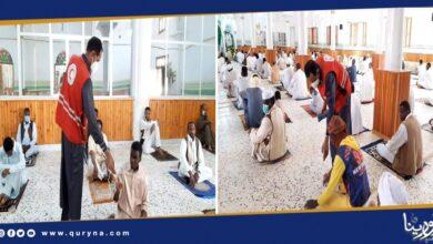 Photo of الغريفة: حملة توعية بمخاطر كورونا