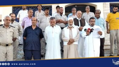 Photo of حكماء درنة: التظاهر حق للجميع