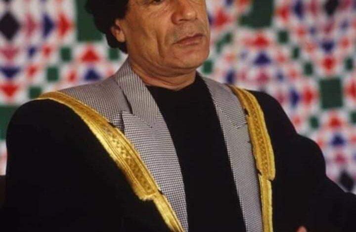 Photo of صور القائد الشهيد الصائم معمر القذافي