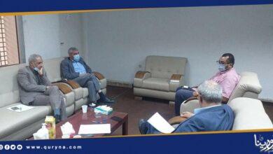 Photo of البيضاء : وفد منظمة الصحة العالمية يعقد اجتماعًا تقابليا