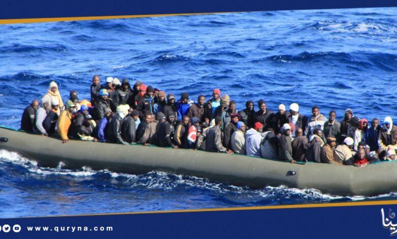 Photo of المنظمة الدولية للهجرة تعلن إعادة 454 مهاجرا لليبيا