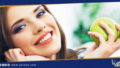 Photo of أطعمة مفيدة للحفاظ على صحة الأسنان