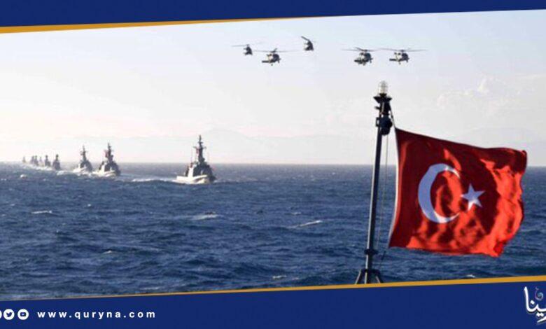 Photo of أنقرة وأثينا على خط النار _ واستعراضات عسكرية بالمتوسط