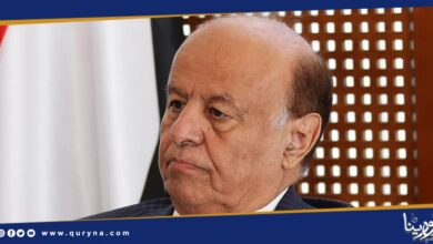 Photo of الرئيس اليمني: نعمل من أجل استعادة الدولة