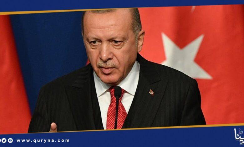 Photo of أردوغان يحذر دول شرق المتوسط
