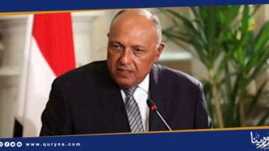 Photo of وزير الخارجية المصري يطالب بوقف التدخلات السلبية في ليبيا