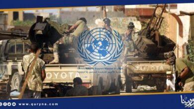 "Photo of القاهرة: ""مشاورات الغردقة"" حول ليبيا تنتهى بتشكيل هيئة عسكرية"