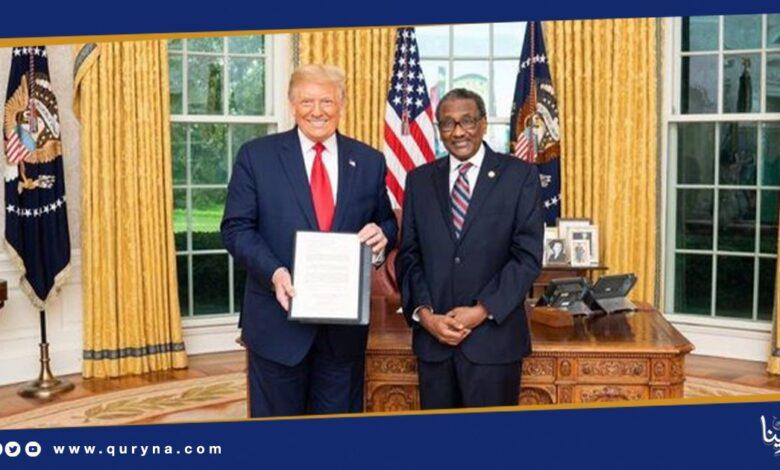 Photo of تعيين أول سفير للسودان في واشنطن منذ 23 عامًا