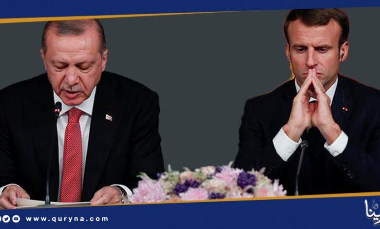 Photo of أردوغان : فرنسا تسعى للاستيلاء على النفط الليبي