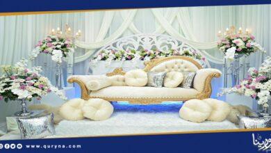 Photo of أفكار لحفلات الزواج المنزلية