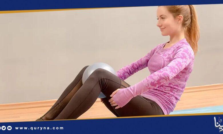 Photo of تمارين رياضية لشد عضلات البطن