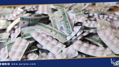Photo of الجمارك تحبط تهريب آلاف الأقراص المخدرة