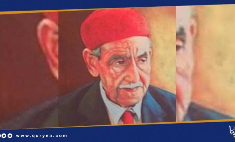 """Photo of أدباء من ليبيا.. الراحل حسن السوسي """"رحالة الشعراء"""""""