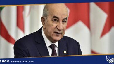 Photo of الرئيس الجزائري يطالب بإجراء انتخابات في ليبيا