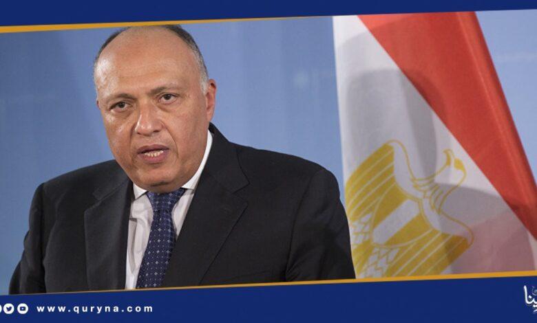Photo of مصر: أنقرة تفتقر للمصداقية