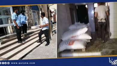 Photo of طرابلس : الحرس البلدي يغلق محالاً ومخابز بسوق الجمعة