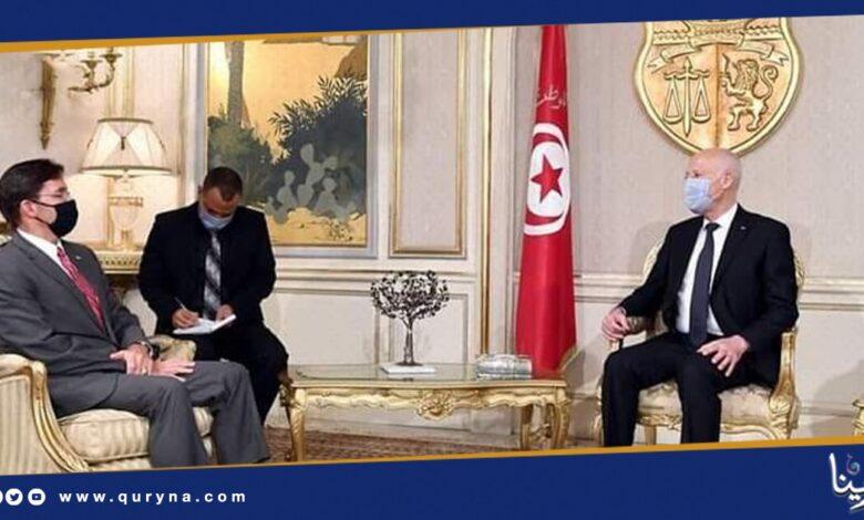 Photo of اتفاق أمريكي تونسي على حل سياسي للأزمة الليبية