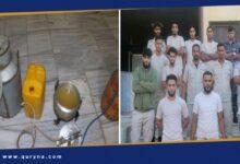 Photo of شحات: ضبط خمور و تحريز مخدرات
