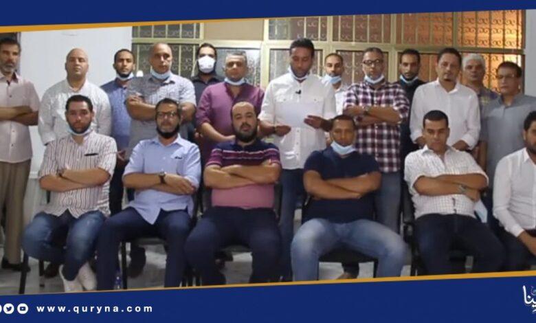 Photo of متظاهرو بنغازي: أخطرنا الحكومة المستقيلة بموعد الانطلاق