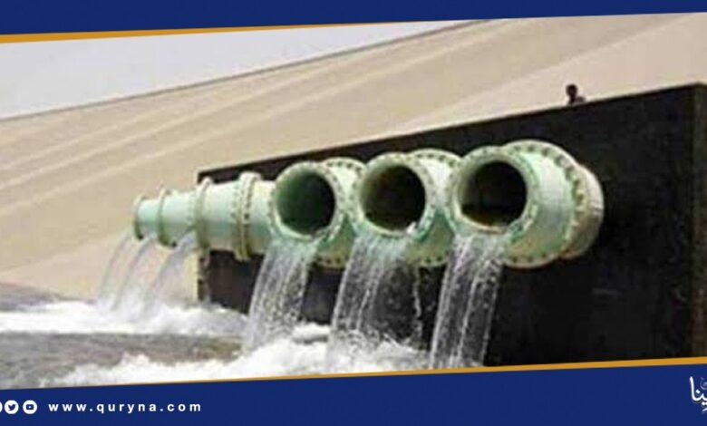 Photo of النهر الصناعي العظيم : توقف أعمال تشغيل حقول الآبار