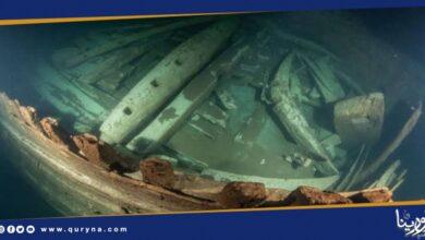 Photo of العثور على سفينة أشباح تحت الماء منذ 400 عام