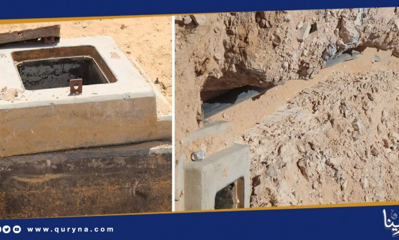 Photo of اجدابيا : متابعات مستمرة لحلحلة أزمة المياه