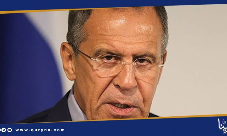 Photo of لافروف : الناتو انتهك قرارات مجلس الأمن حينما أطاح بنظام القائد الشهيد معمر القذافي