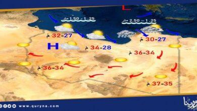 Photo of الأرصاد : توقعات بحدوث تقلبات جوية وسقوط أمطار